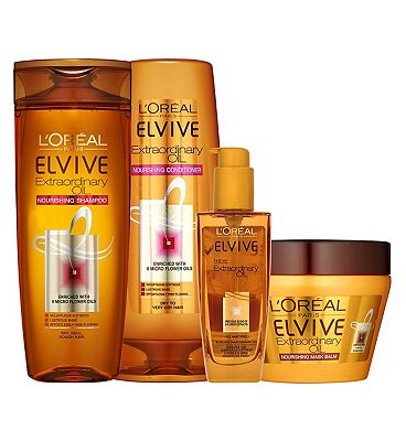 LOreal Elvive Extraordinary Oils Bundle
