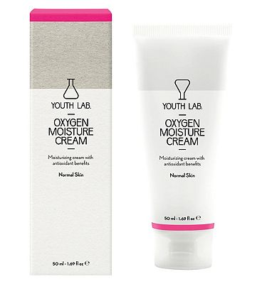 Youth Lab Oxygen Moisture Cream For All Skin Types 50ml