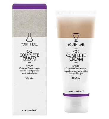 Youth Lab CC Complete Cream SPF30 For Oily Skin 50ml