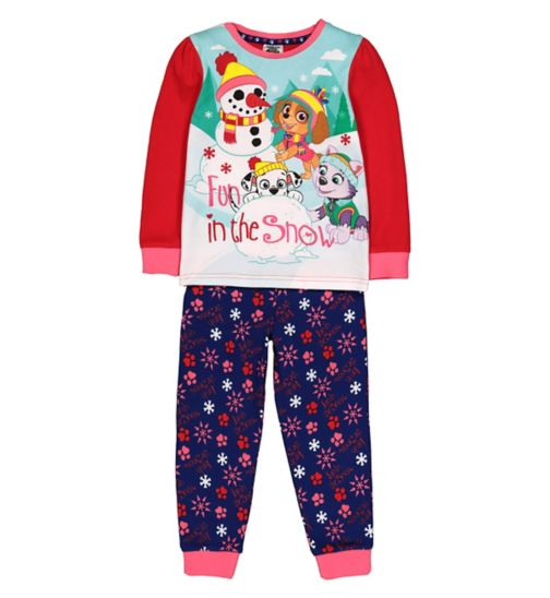 nightwear underwear kids clothes mini club baby child boots - Childrens Christmas Pyjamas
