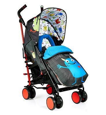 Cosatto Supa Stroller – Monster Mob