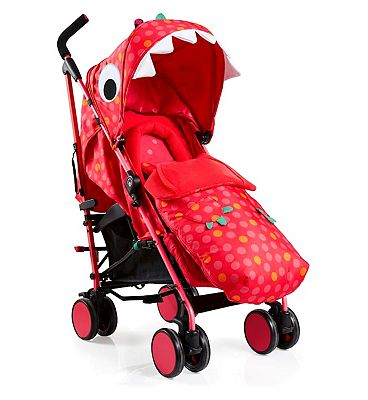 Cosatto Supa Stroller – Miss Dinomite