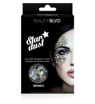 Beauty BLVD Star Dust Supernova