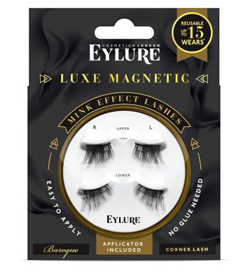 3bd81a8cee1 Eylure Magnetic Lashes - Baroque Corner