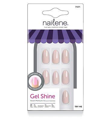 Nailene So Chic Gel Shine nails stil