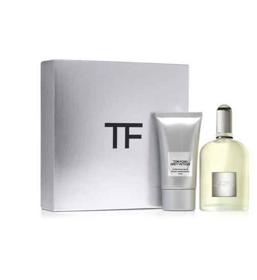 Tom Ford Grey Vetiver Eau de Parfum gift set 50ml