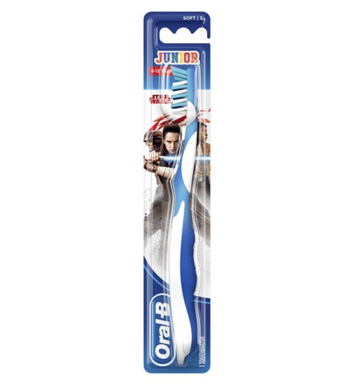 Oral-B Junior Manual Toothbrush Featuring Star Wars Characters