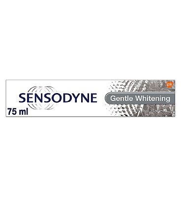 Sensodyne Gentle Whitening Toothpaste 75ml