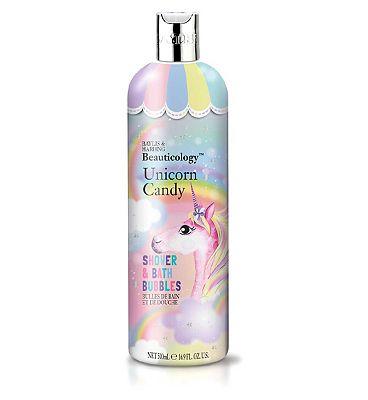 Baylis & Harding Beauticology Unicorn Candy Shower Creme 500ml
