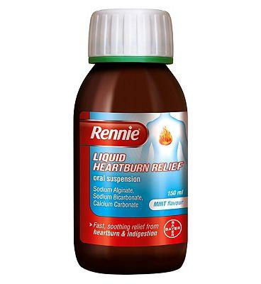 Rennie Liquid Heartburn Relief Oral Suspension - 150ml