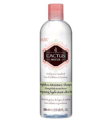 HASK Cactus water Shampoo 355ml