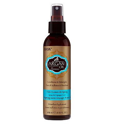 HASK Argan Oil 5 in 1 Leave in Cond 175ml