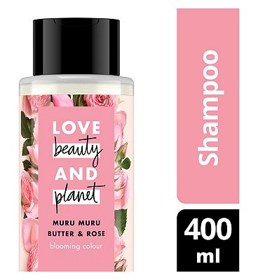 Love Beauty And Planet Blooming Colour Vegan Shampoo