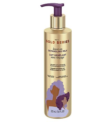 Pantene Gold Series Leave On Detangling Milk Hair Treatment 225ml