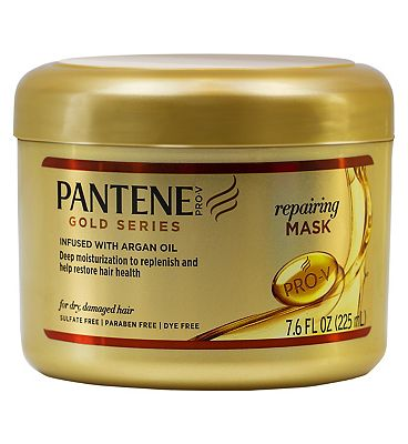 Pantene Gold Series Repair Mask Hair Treatment 225ml
