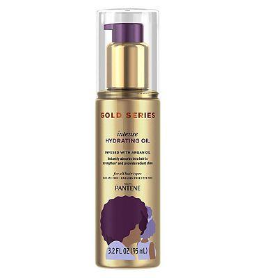 Pantene Gold Series Intense Hydrating Oil Hair Treatment 100ml