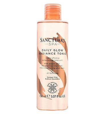 Sanctuary Daily Glow Radiance Tonic 150ml