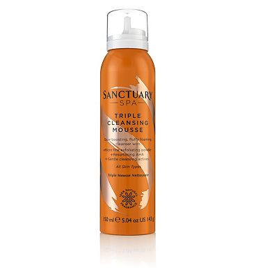Sanctuary Daily Glow Power Cleanser 150ml