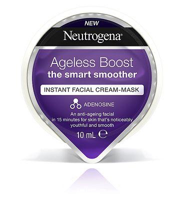 Neutrogena HydroBoost Ageless Boost Instant Facial Cream Mask 10ml