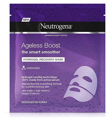 Neutrogena HydroBoost Ageless Boost Hydrogel Recovery Mask 30ml