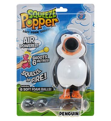 Cheatwell Games Penguin Squeeze Popper