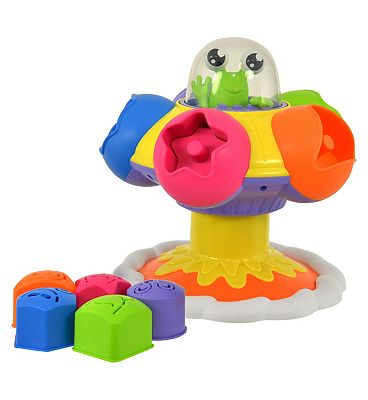 TOMY Toomies Sort and Pop UFO