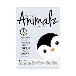 MasqueBar Pretty Animalz Penguin Purifying Mask