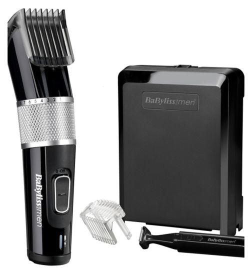 BaByliss for Men Carbon Steel Hair Clipper