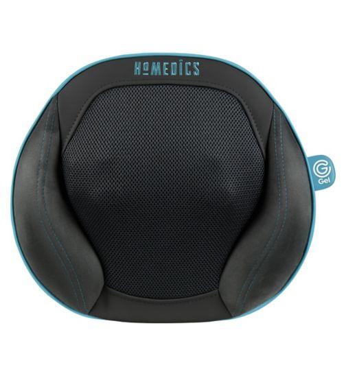 HoMedics GEL Shiatsu Pillow with heat GSP500