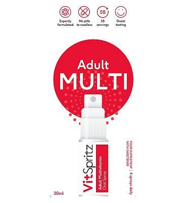 VitSpritz Adult Multivitamin Oral Spray - 30ml