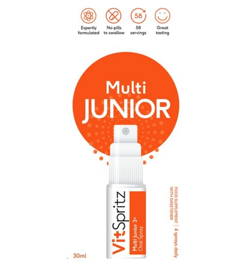 VitSpritz Junior Multivitamin Oral Spray - 30ml