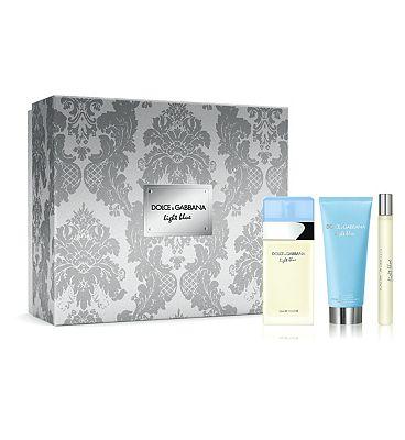 Dolce & Gabbana Light Blue Eau de Toilette 50ml Gift Set for Her