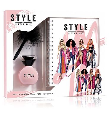 Click to view product details and reviews for Little Mix Style Eau De Parfum 30ml Christmas Gift Set For Her.