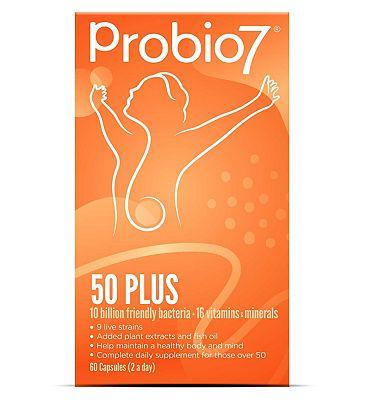 Probio 7 50 Plus 60 Capsules
