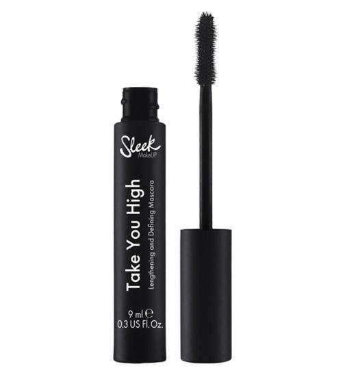 Sleek MakeUP Take You High Lengthening and Defining Mascara