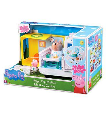 Peppa Pig Mobile Medical Centre Playset