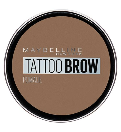 Maybelline Tattoo Brow Pomade Boots