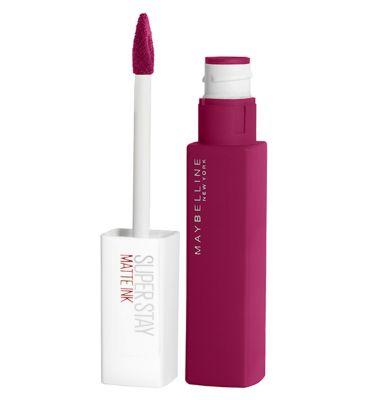Maybelline Superstay Matte Ink City Edit Lipstick by Maybelline