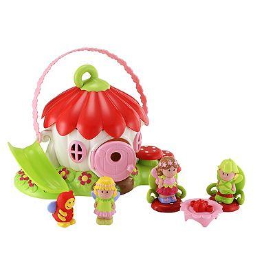 ELC Happyland Fairy Flower House