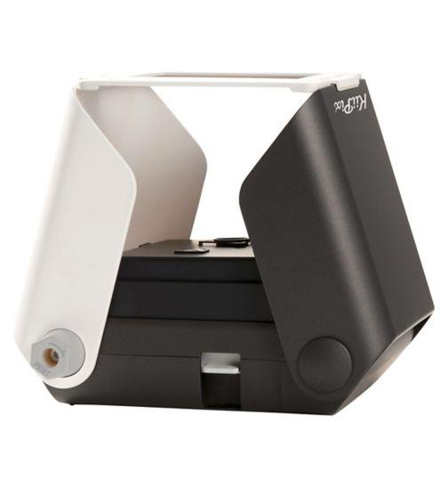 KiiPix Smartphone Picture Printer Black