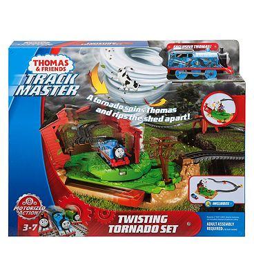 Thomas & Friends Twisting Tornado Set
