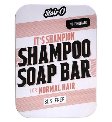 Hair O It's Shampion Shampoo Soap bar