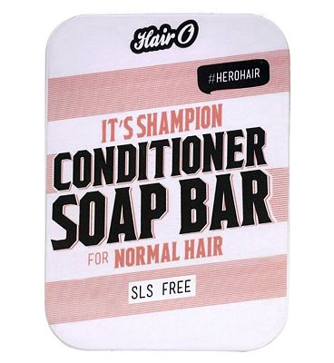 Hair O It's Shampion Conditioner Soap bar