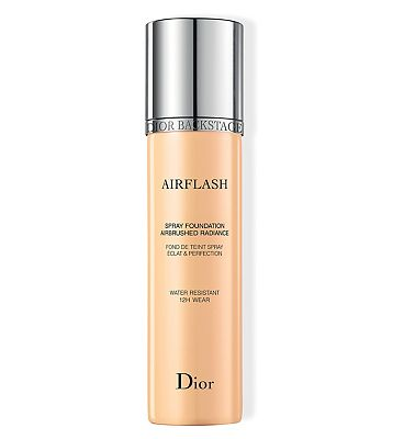 Image of Dior Backstage Airflash spray foundation 100 Ivory