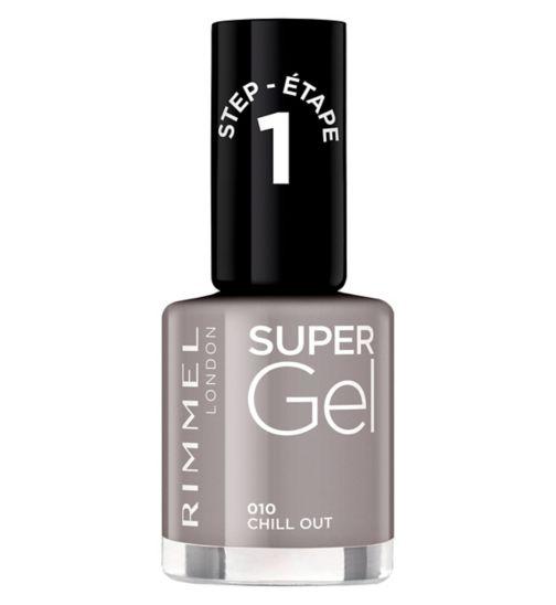 Rimmel Super Gel Nail Polish