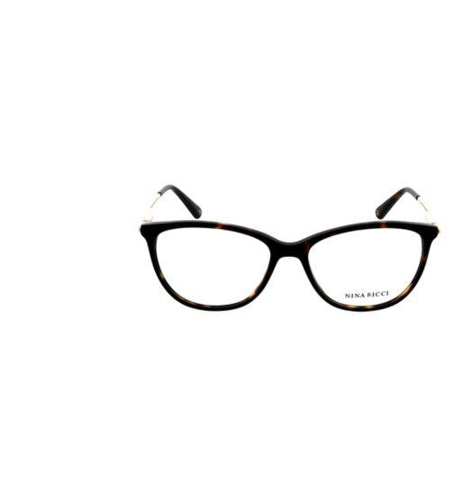 7cbe0cda237a Nina Ricci VNR139 Women s Glasses - Dark Havana