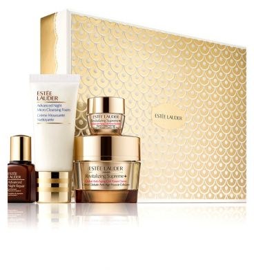 Estee Lauder Revitalize u0026 Glow Set for Firmer Youthful-Looking Skin  sc 1 st  Boots & Estee Lauder Gift Sets | Luxury Skincare u0026 Makeup - Boots