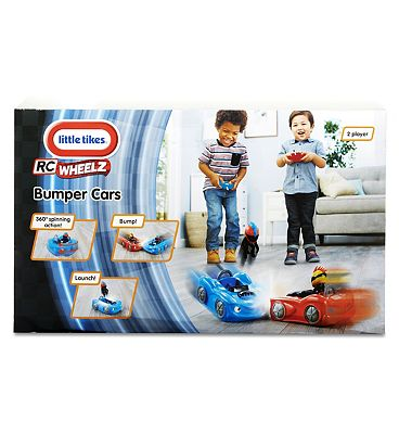 Little Tikes RC Bumper Cars 2 Pack