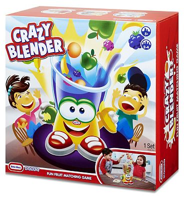 Little Tikes Crazy Blender Game
