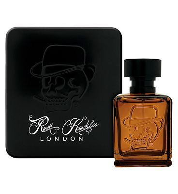 Rum Knuckles Eau de Toilette 100ml for Him in Tin
